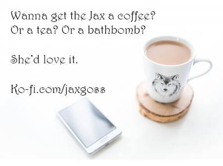 Wanna buy Jax a coffee?